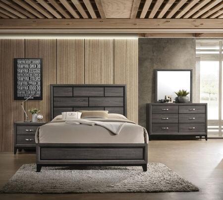 Magnificent Acme Furniture Valdemar 4 Piece Queen Size Bedroom Set Download Free Architecture Designs Pendunizatbritishbridgeorg
