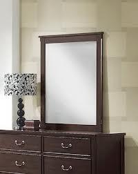 Acme Furniture 19594 Charlestown Series Rectangular Landscape Dresser Mirror