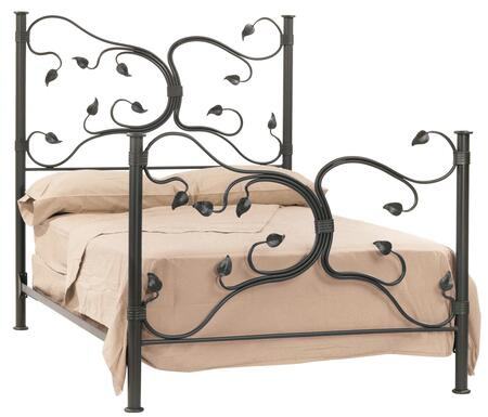 Stone County Ironworks 900786  California King Size Complete Bed
