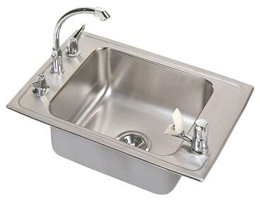 Elkay DRKADQ222060C Kitchen Sink