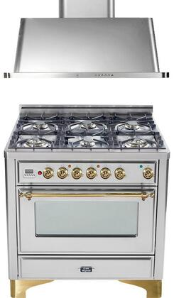 Ilve 720101 Kitchen Appliance Packages