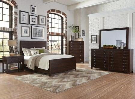Donny Osmond Home 204291QSET Lancaster Queen Bedroom Sets