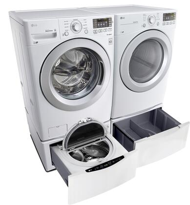 LG 705963 Washer and Dryer Combos