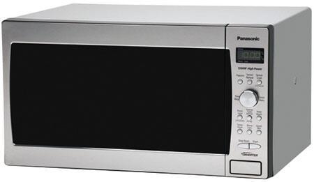 Panasonic NNSD688S Countertop Microwave, in Stainless Steel