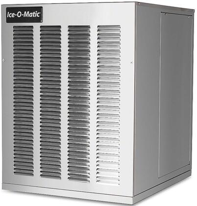 Ice-O-Matic MFI0800 Modular Flake Ice Maker with  Condensing Unit, System Safe, Water Sensor, Evaporator, Industrial-Grade Roller Bearings and Heavy-Duty Gear Box in Stainless Steel Finish