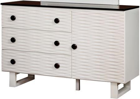 Furniture of America CM7191D Meredith Series  Dresser