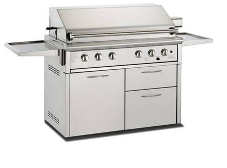 OCI OCIE48BQRN Built In Grill, in Stainless Steel