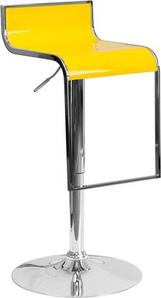 Flash Furniture CHTC31027PYELGG Residential Not Upholstered Bar Stool