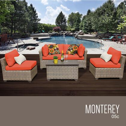 MONTEREY 05c TANGERINE