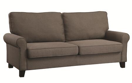 Coaster 504781 Noella Series Stationary Fabric Sofa
