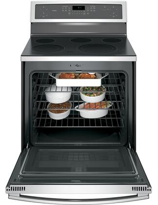 Ge Profile Oven With Content