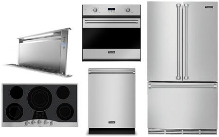 Viking 715712 Kitchen Appliance Packages
