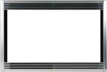Wolf 80874 L Series Trim for MC24 Microwave, in Stainless Steel