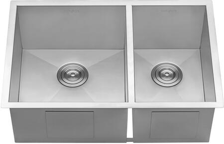 Ruvati RVH7200 Kitchen Sink