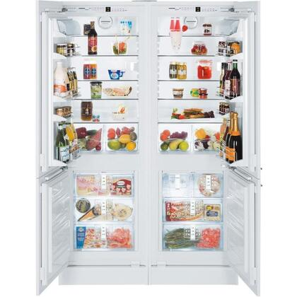 Liebherr 209711 Side-By-Side Refrigerators