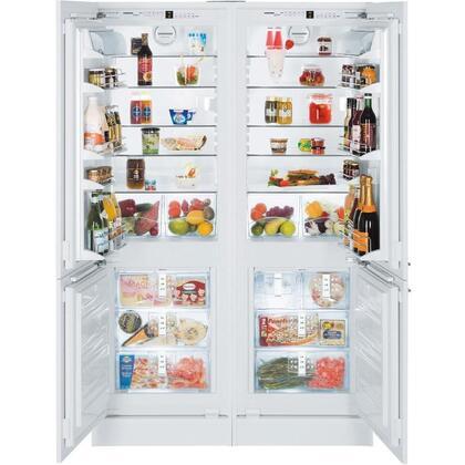 Liebherr SBS20H0 Side-By-Side Refrigerators