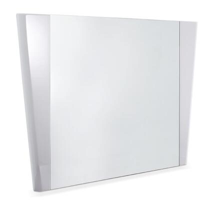 VIG Furniture VGWCSYMPHONYMR Modrest Symphony Series Rectangular Portrait Wall Mirror