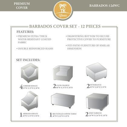 BARBADOS 12dWC