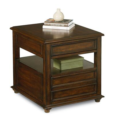 Lane Furniture 1204507 Erin Series Traditional Rectangular End Table
