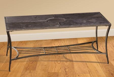 Hillsdale Furniture 5722880 Black Transitional Table