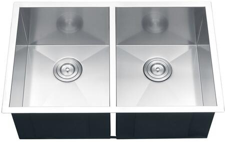 Ruvati RVH7350 Kitchen Sink