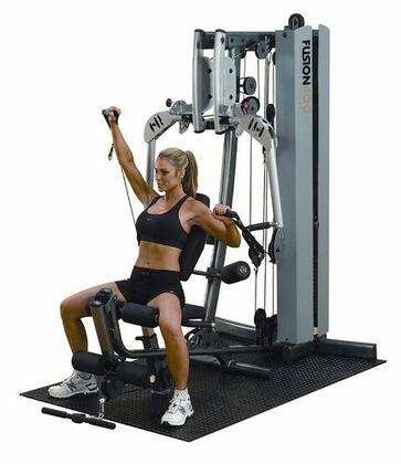 "Body Solid F400C2 49"" Multi-Purpose Home Gym"