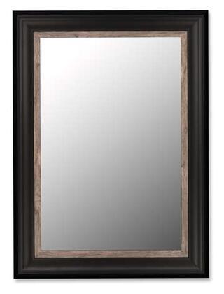 Hitchcock Butterfield 259503 Cameo Series Rectangular Both Wall Mirror
