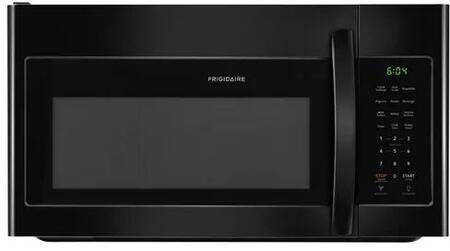 "Frigidaire FFMV1745Tx 30"" Over The Range Microwave with LED Lighting, One-Touch Options, Timer, Auto-Reheat, in"
