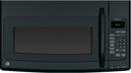 GE DVM1950DRBB 1.6 cu. ft. Microwave Oven with 1000 Cooking Watts, in Black