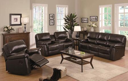 Coaster 602931SET3 Luna Living Room Sets