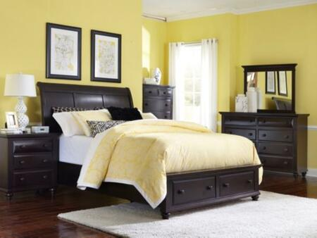 Broyhill FARNSWORTHBEDKSET Farnsworth King Bedroom Sets