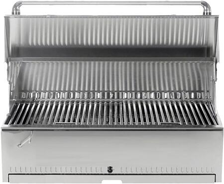 Vintage VCG42 Built-In Grill, in Stainless Steel