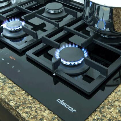 Dacor Rntt365gblp 36 Inch Renaissance Series Gas Sealed