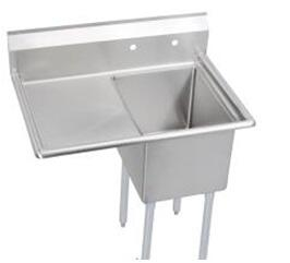Elkay 1C24X24L24X compartment sink