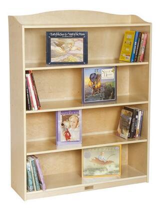 Guidecraft G6476  5 Shelves Bookcase
