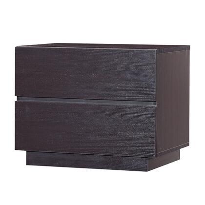 Global Furniture USA METROCHOCNS Metro Series  Wood Night Stand