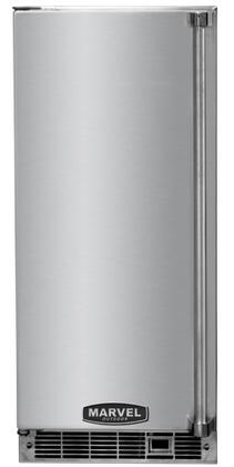 "Marvel 30IMTSSFXP 15"" Ice Maker With Auto Defrost, Stainless Steel Ice Cutter, 30lbs Of Ice Production, Storage Capacity Of Up To 30lbs & Cleaning Mode"