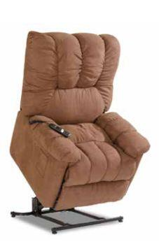 Klaussner CAMBICHPC Cambi Series Casual Microfiber Wood Frame  Recliners