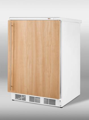 Summit VT65M7IF  Freezer with 3.5 cu. ft. Capacity in Panel Ready