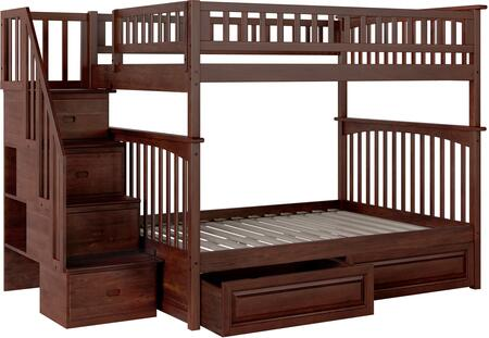 Atlantic Furniture AB55824  Bunk Bed