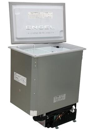Engel MB40VH  Chest Freezer with 1.4 cu. ft. Capacity in Grey