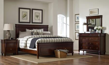 Broyhill 4906CKPB2NCDM Aryell California King Bedroom Sets