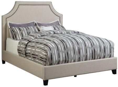 Coaster 301093Q Cantillo Series  Queen Size Panel Bed