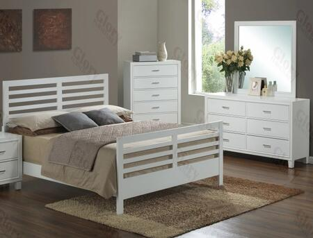 Glory Furniture G1275CTB2DM G1275 Twin Bedroom Sets