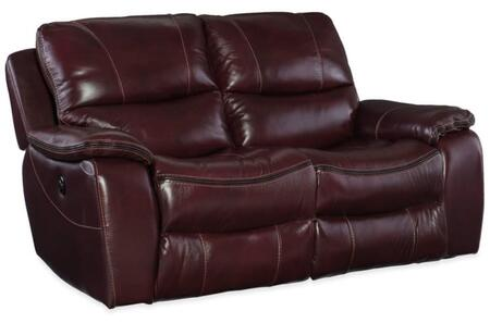 SS624 Series Loveseat Shown in Walnut