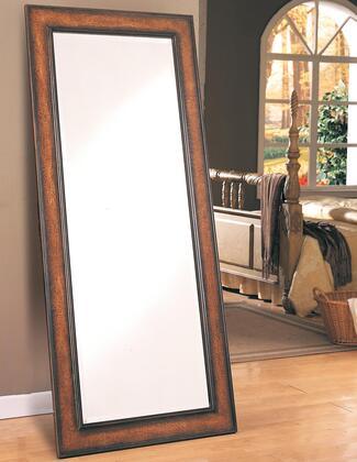 Coaster 8575 Accent Mirrors Series Rectangular Portrait Floor Mirror
