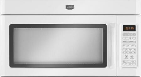 Maytag MMV4206BW 2.0 cu. ft. Capacity Over the Range Microwave Oven