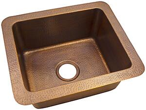 The Copper Factory CF162AN  Sink