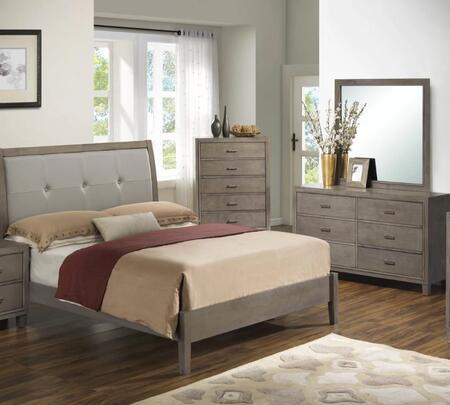 Glory Furniture G1205AKBDM G1205 Bedroom Sets