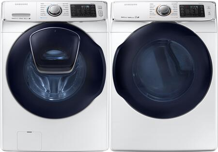 Samsung Appliance 691560 Washer and Dryer Combos